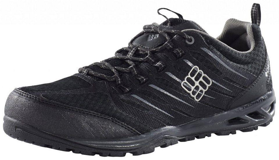 Columbia Kletterschuh »Ventrailia Razor Shoes Men Outdry« in schwarz