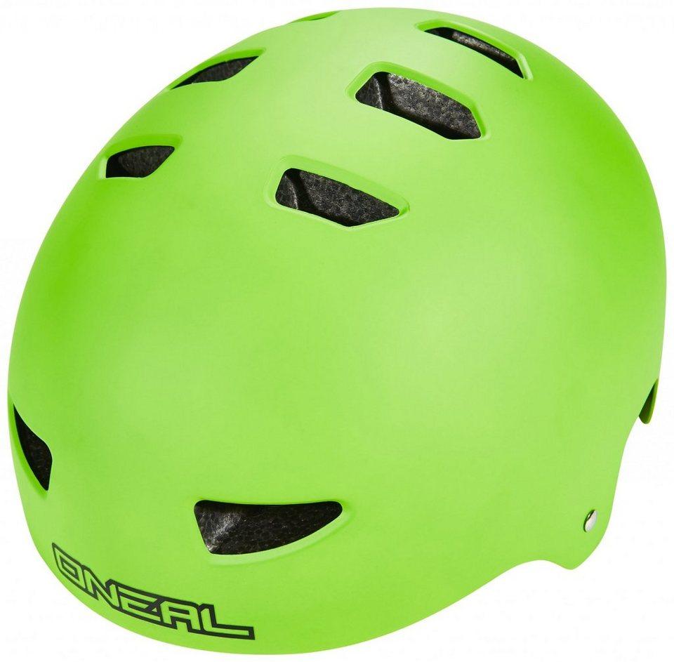 O'NEAL Fahrradhelm »Dirt Lid Fidlock ProFit Helmet« in grün