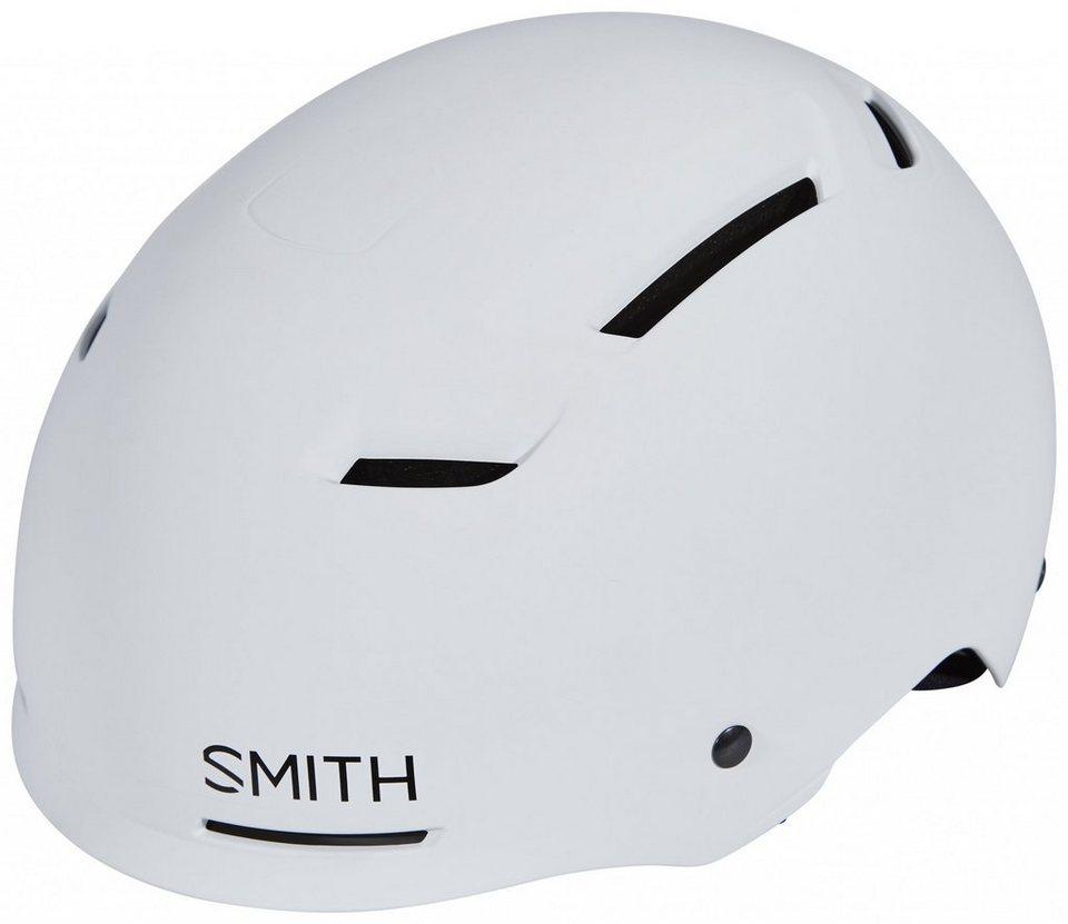 Smith Fahrradhelm »Axle Helmet« in weiß