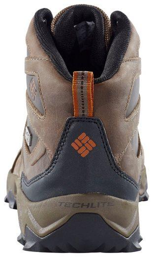 Columbia Kletterschuh Peakfreak Xcrsn Ii Shoes Men Mid Outdry