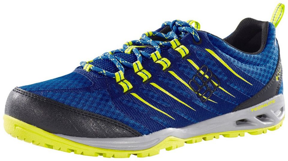 Columbia Kletterschuh »Ventrailia Razor Shoes Men OutDry« in blau