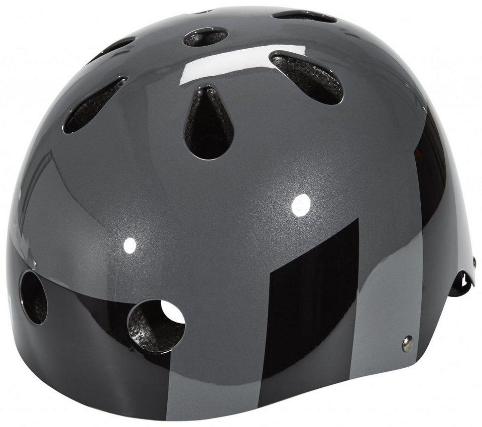 SixSixOne Fahrradhelm »Dirt Lid Helmet« in schwarz