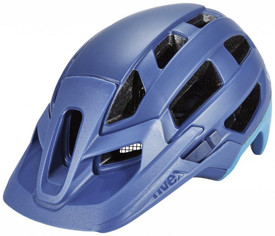 UVEX Fahrradhelm »finale Helm« in blau