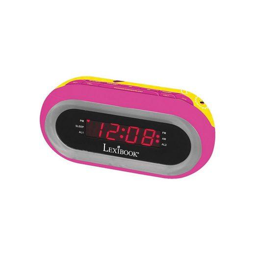 Lexibook® Soy Luna Radiowecker mit Licht