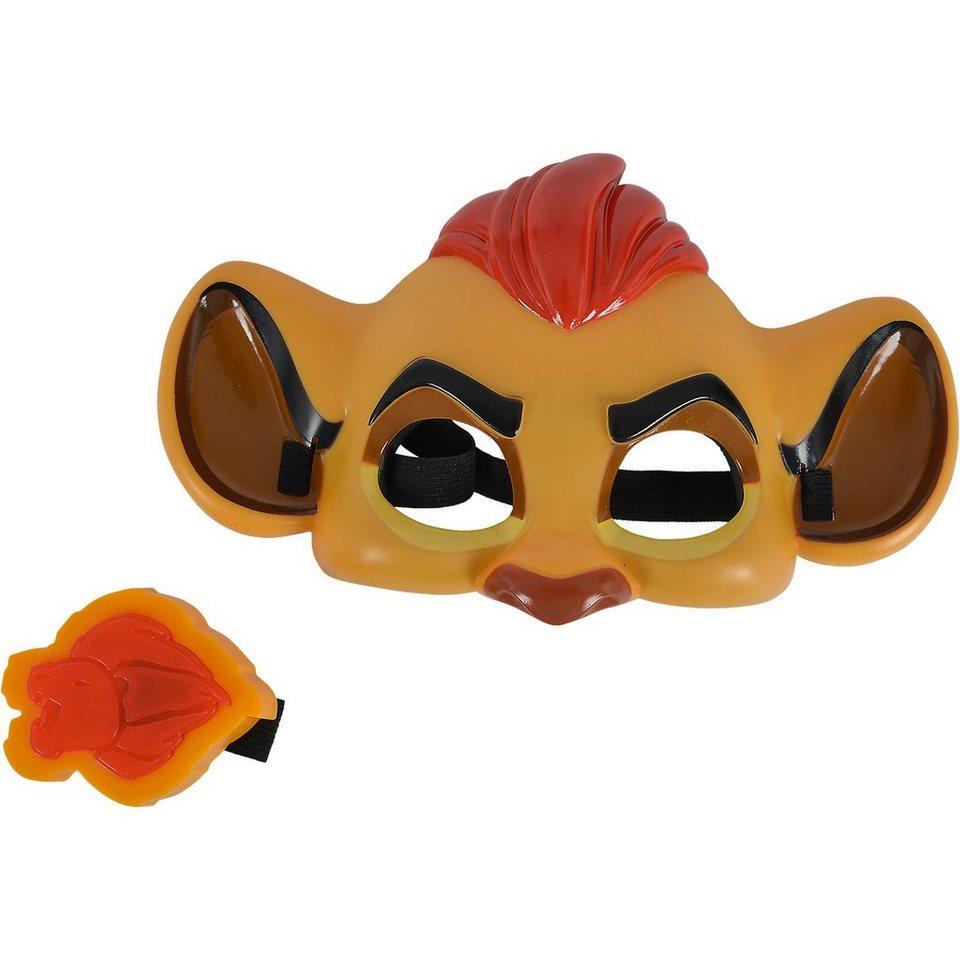 Simba Die Garde der Löwen - Kions Maske und Abzeichen