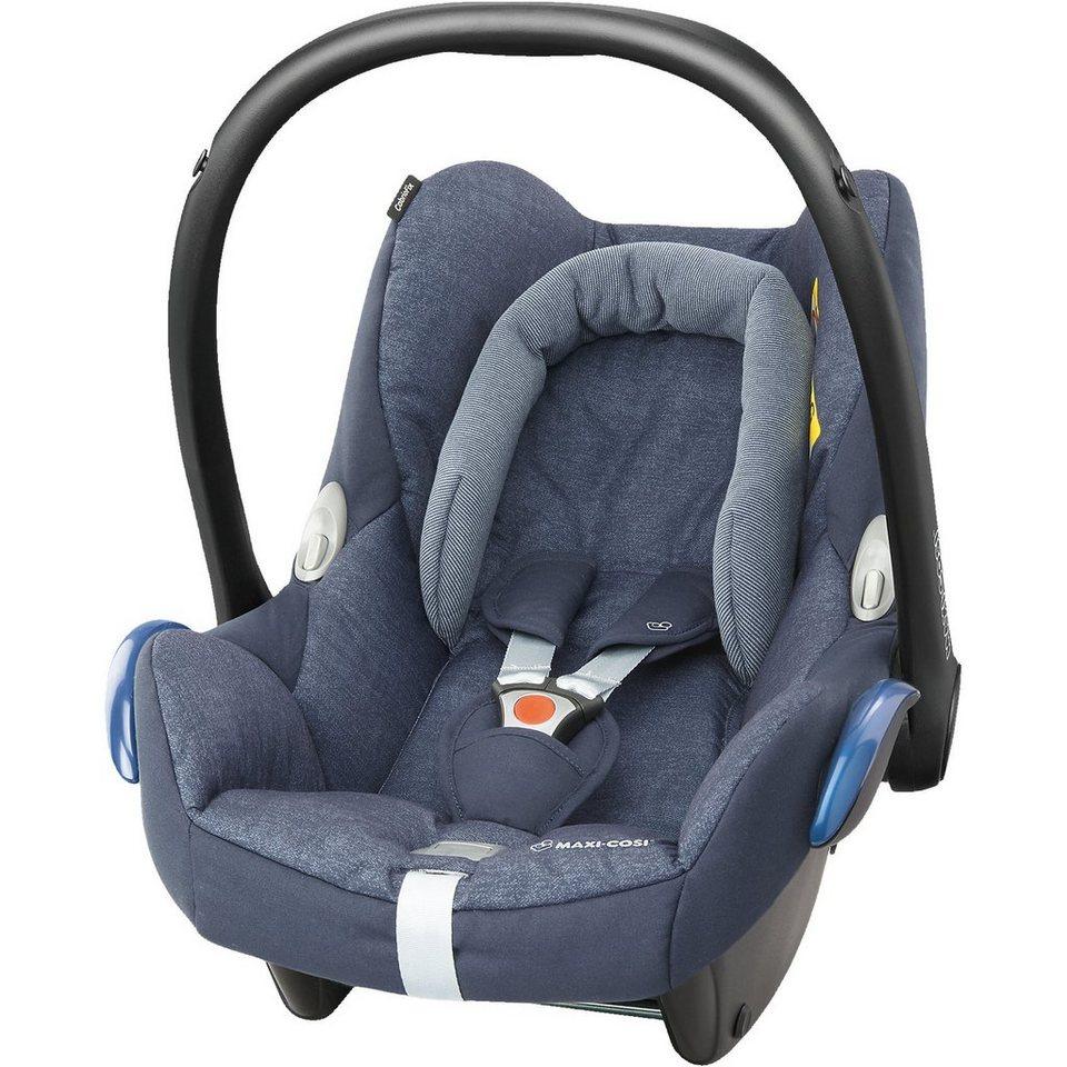 Maxi-Cosi Babyschale Cabriofix, Nomad Blue, 2017 in blau