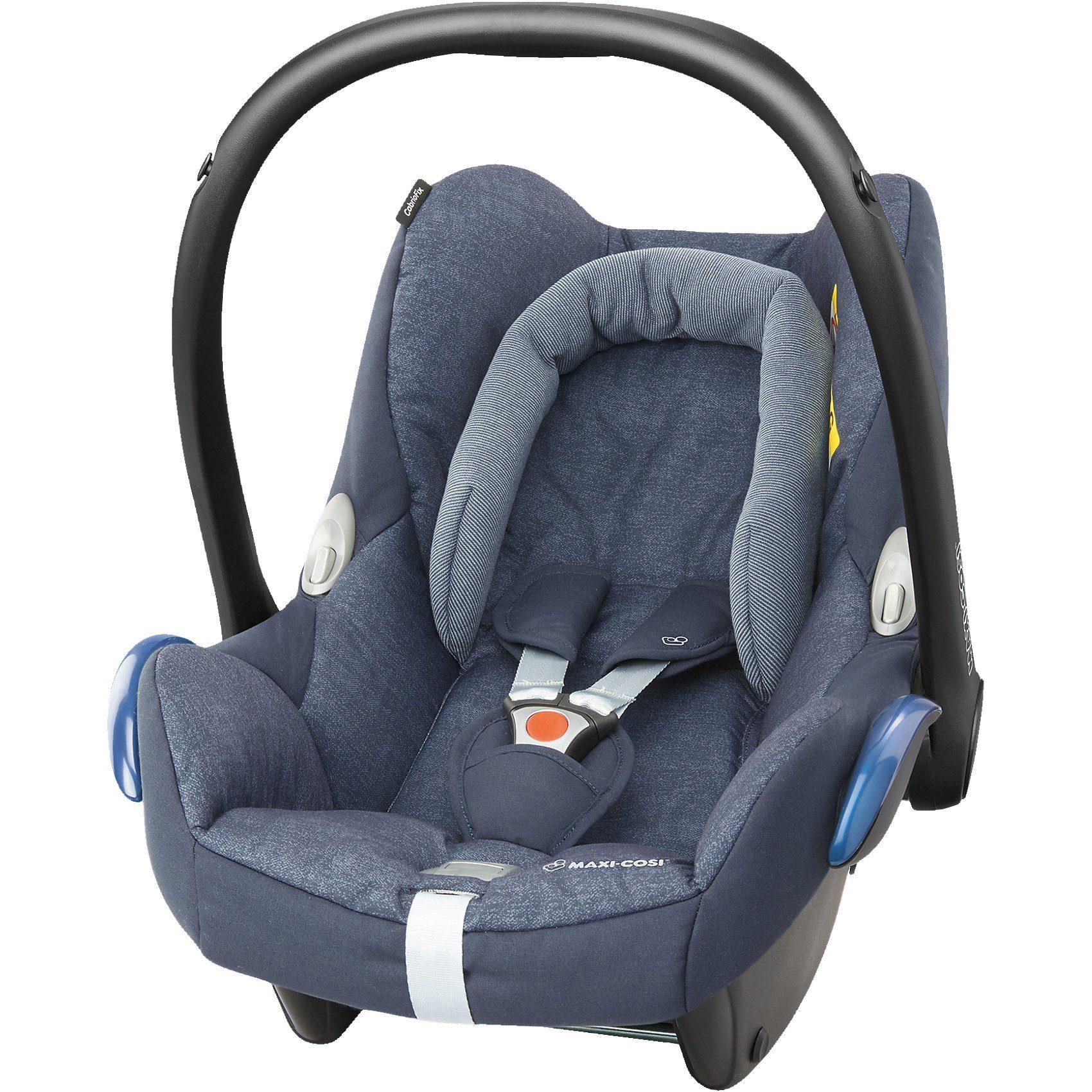 Maxi-Cosi Babyschale Cabriofix, Nomad Blue, 2017