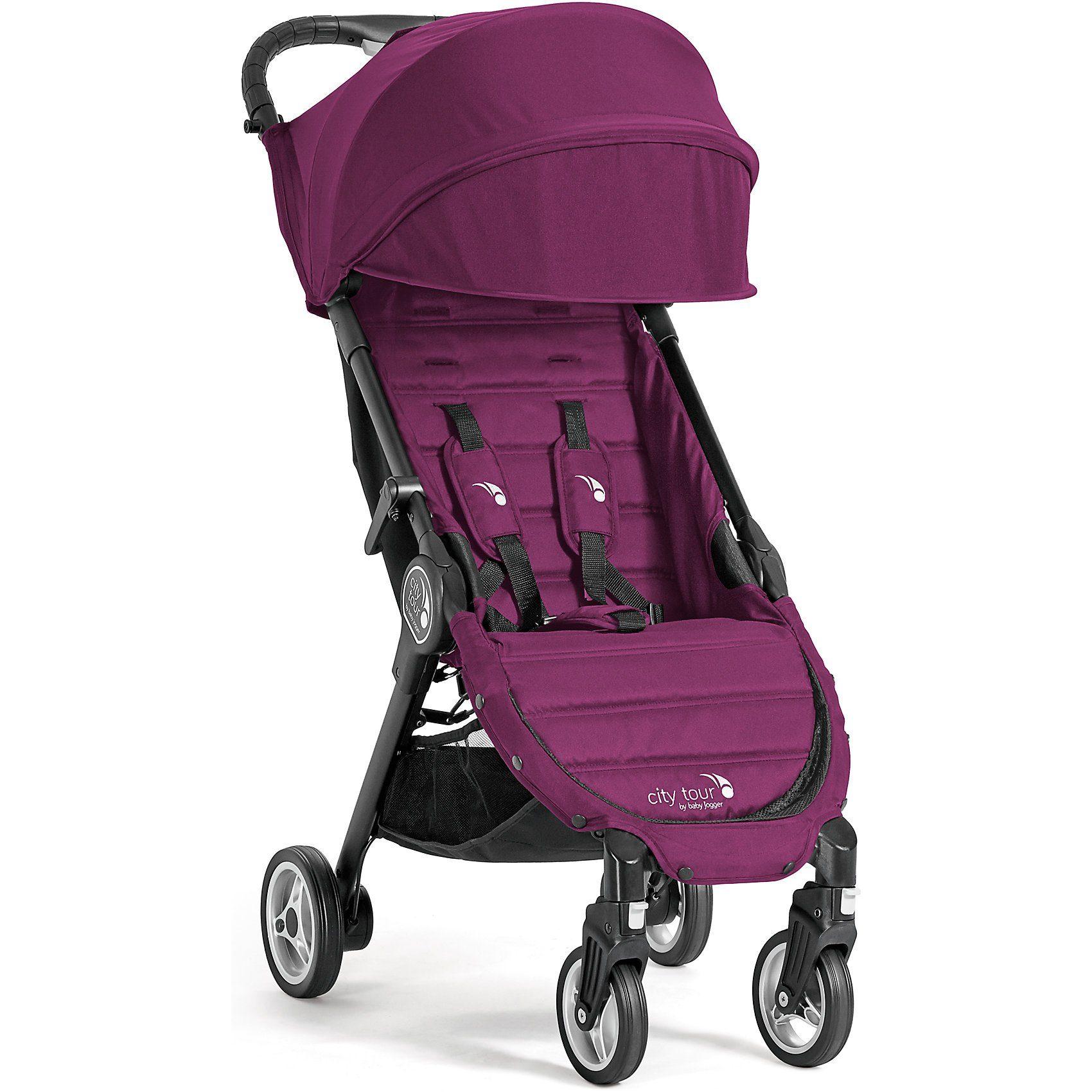 Baby Jogger Sportwagen City Tour, violet