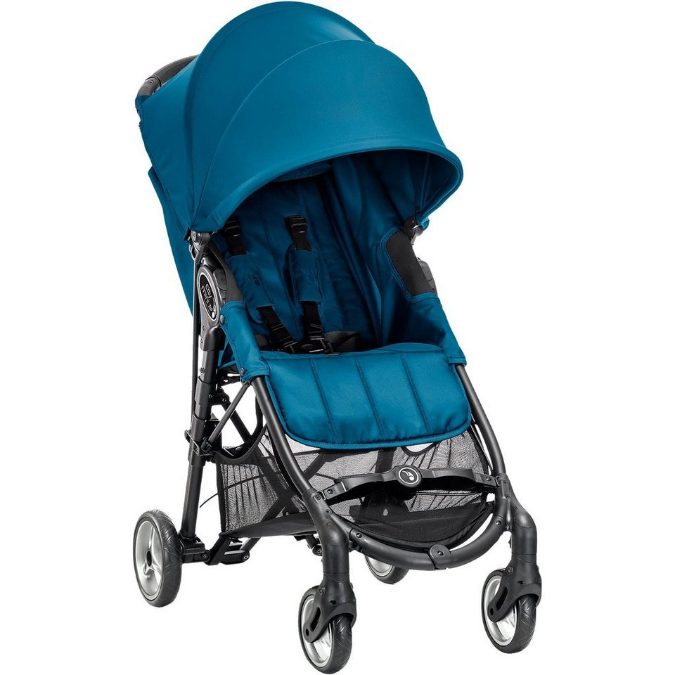 Baby Jogger Buggy City Mini Zip, teal in petrol