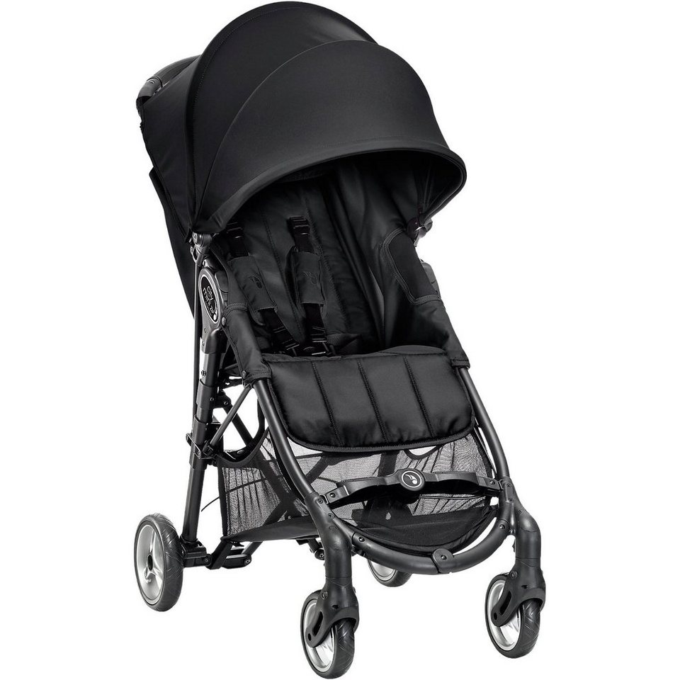 Baby Jogger Buggy City Mini Zip, black in schwarz