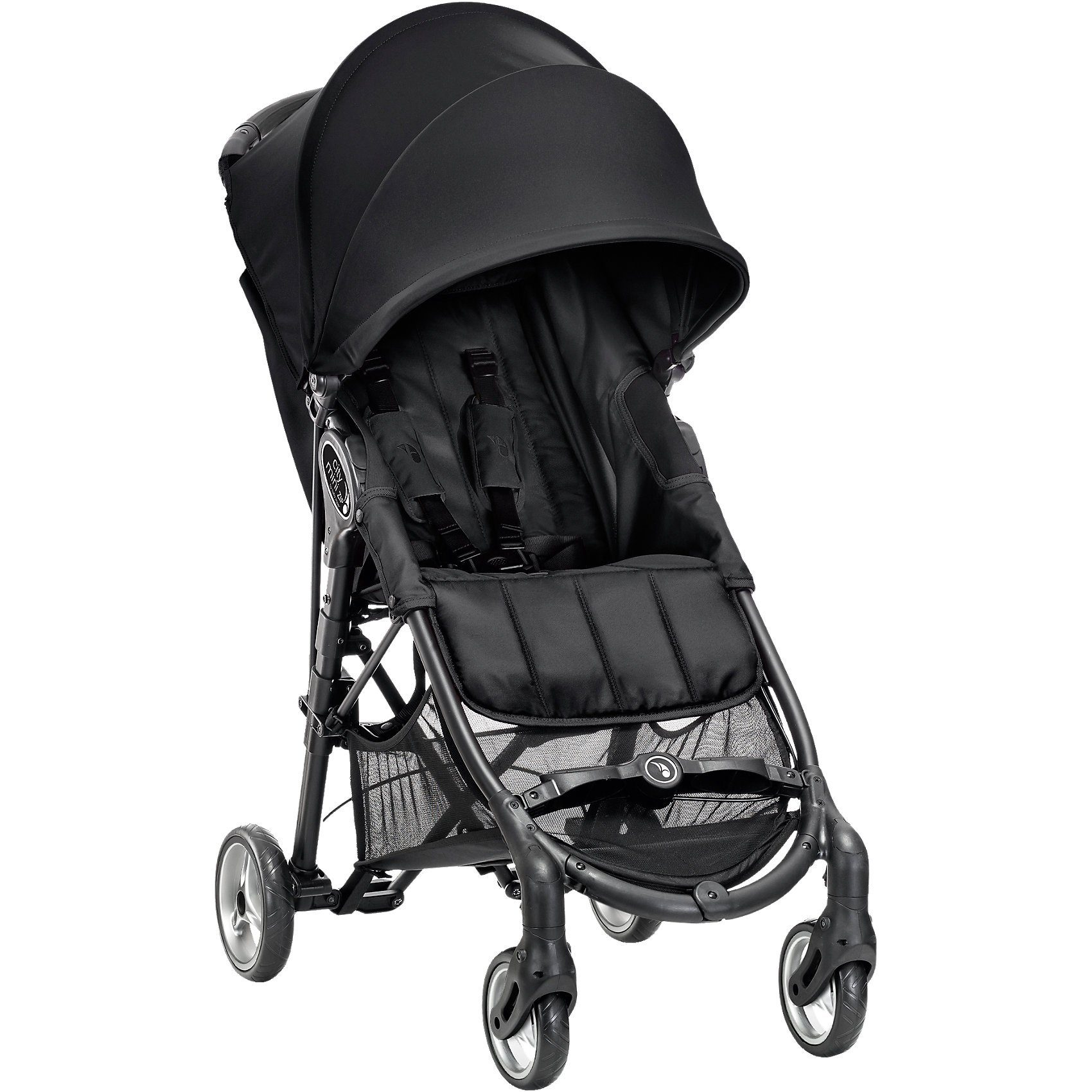 Baby Jogger Buggy City Mini Zip, black