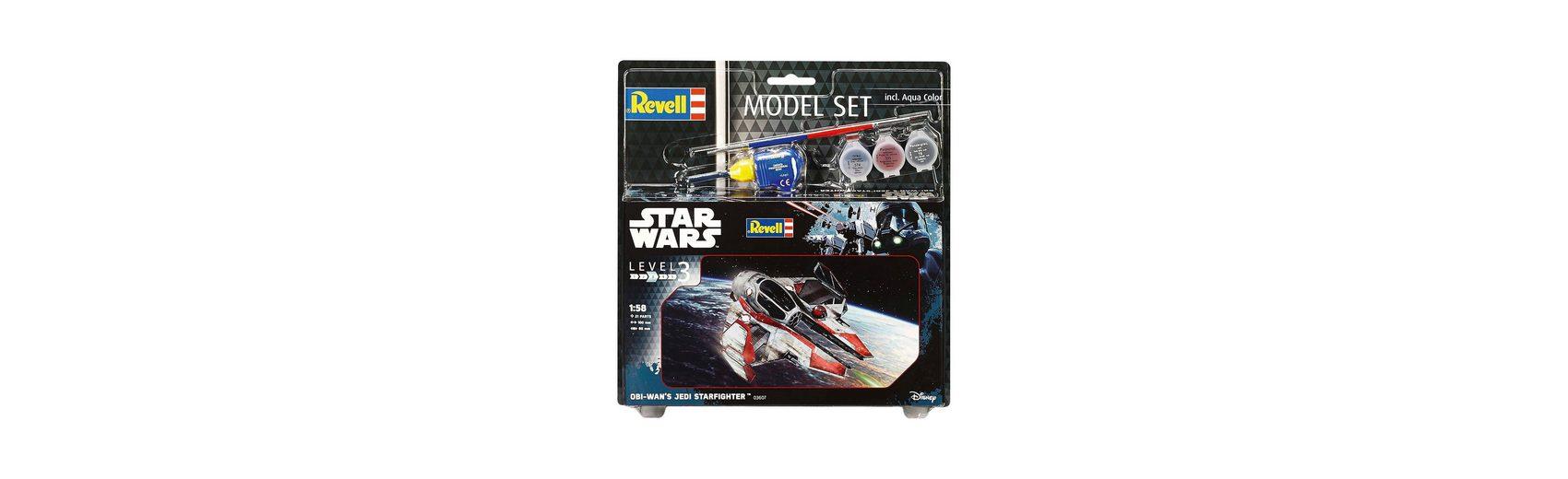 Revell Modellbausatz - Model Set Star Wars Obi Wan's Jedi Starfight