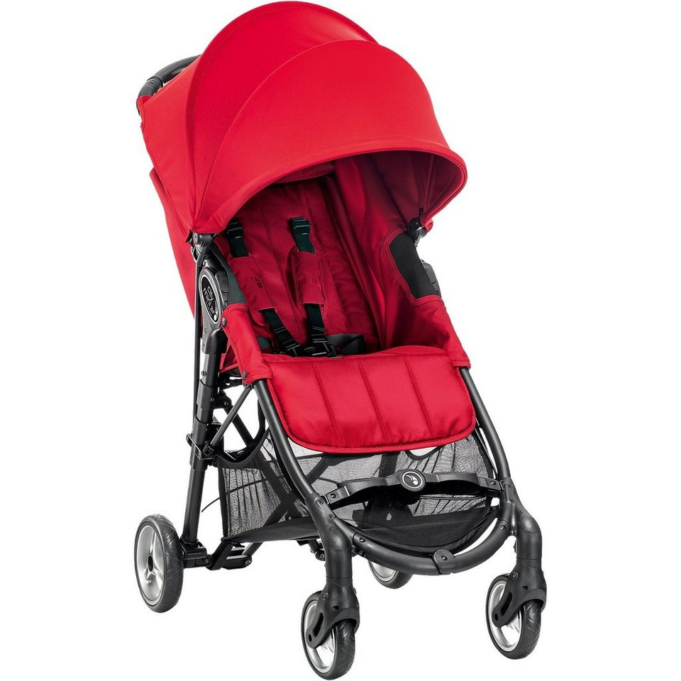 Baby Jogger Buggy City Mini Zip, red in rot