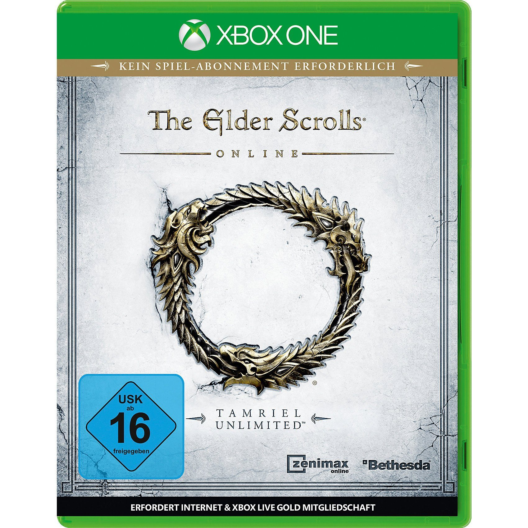 ak tronic XBONE The Elder Scrolls Online: Tamriel Unlimited