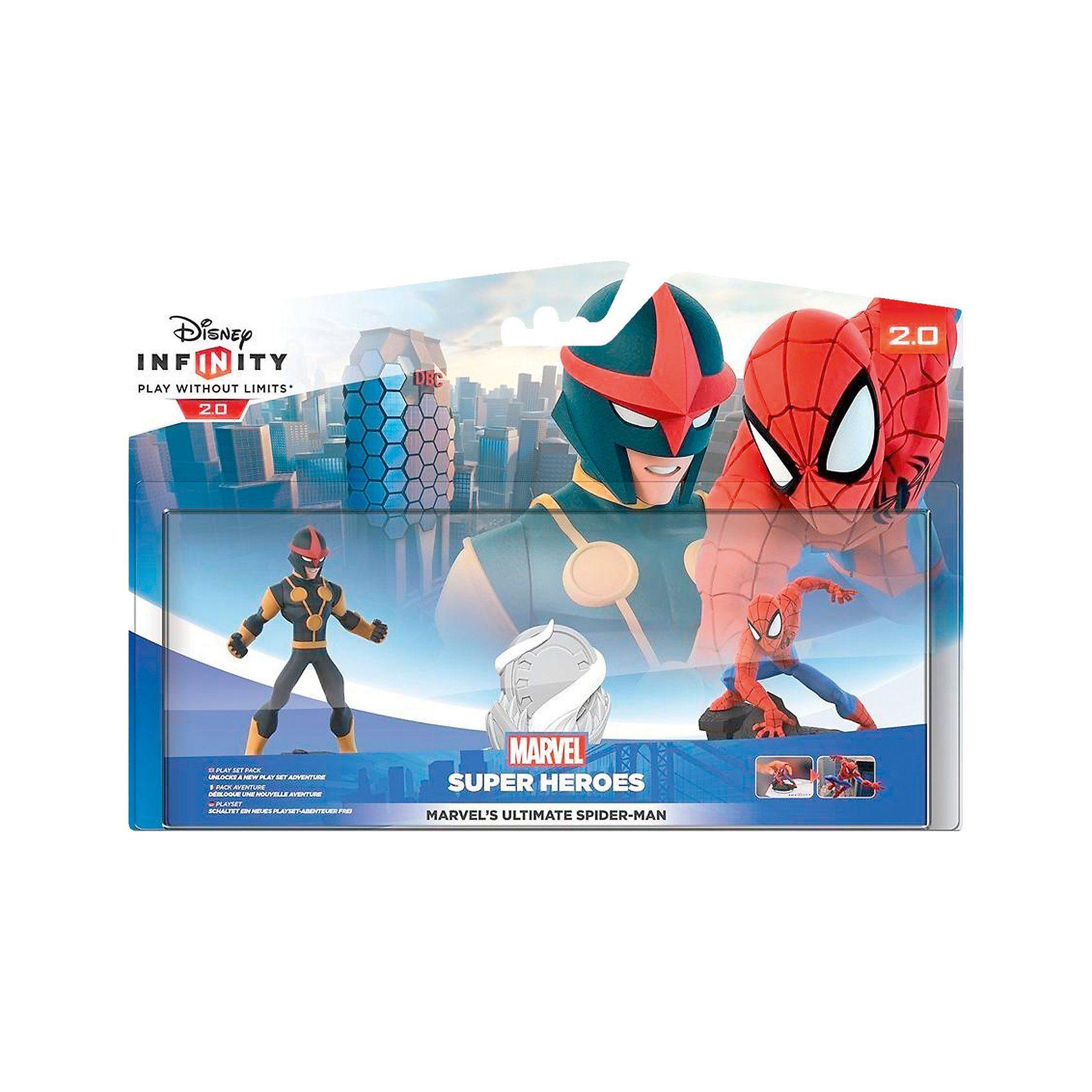 ak tronic Disney Infinity 2.0 Playset Spiderman
