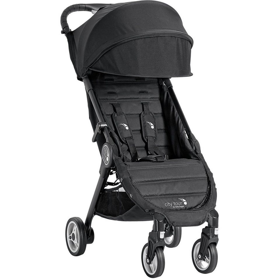 Baby Jogger Sportwagen City Tour, onyx in anthrazit