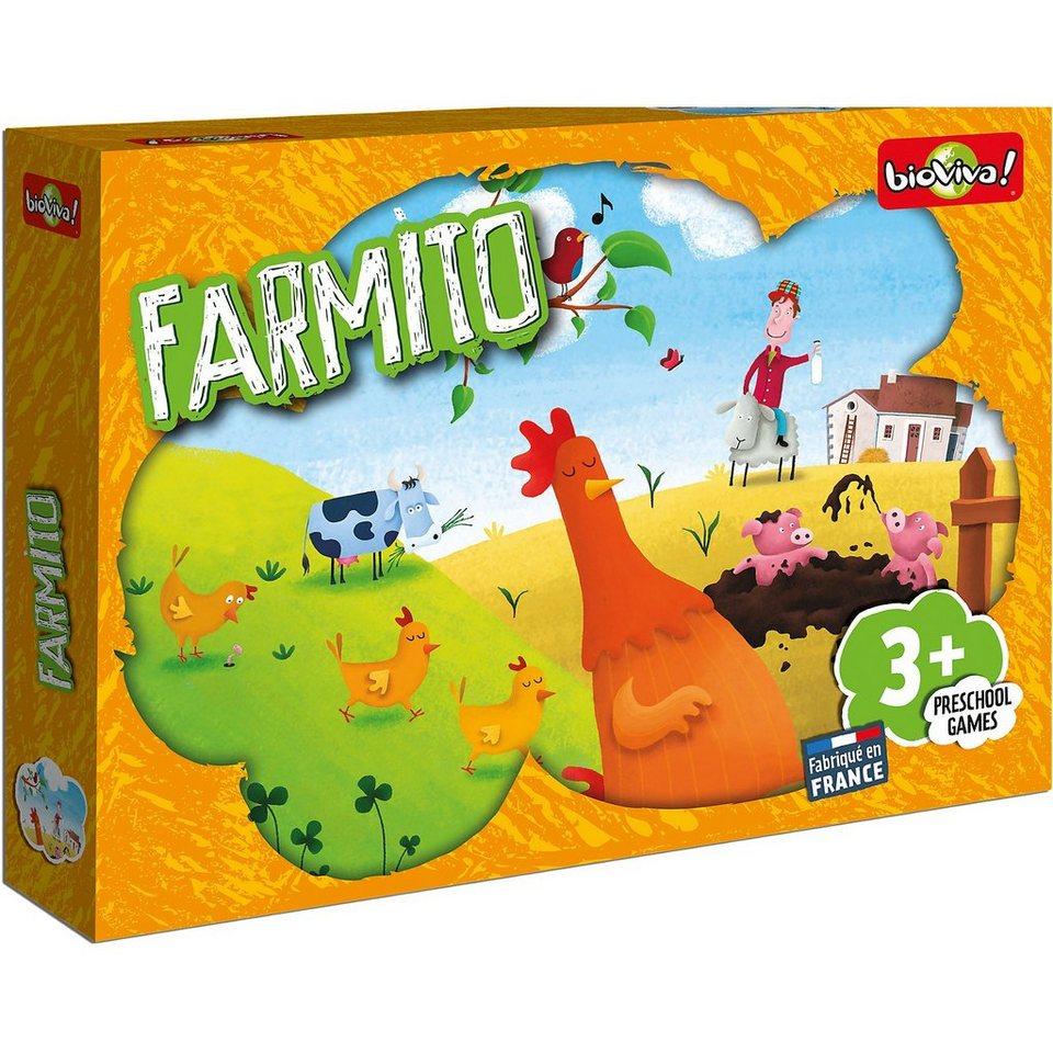 Bioviva Farmito - Entdecke das Leben der Bauernhoftiere