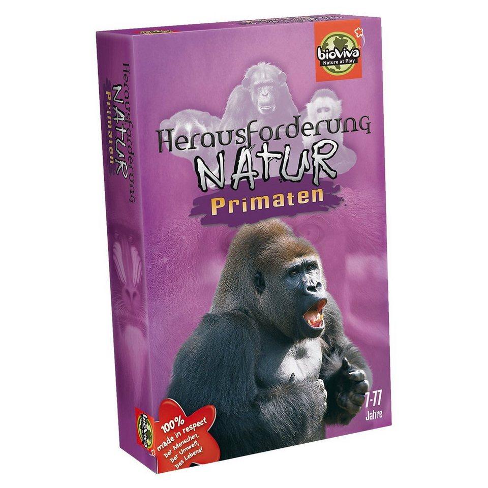 Bioviva Herausforderung Natur - Primaten
