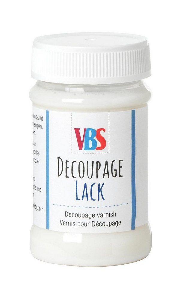 VBS Decoupage-Lack