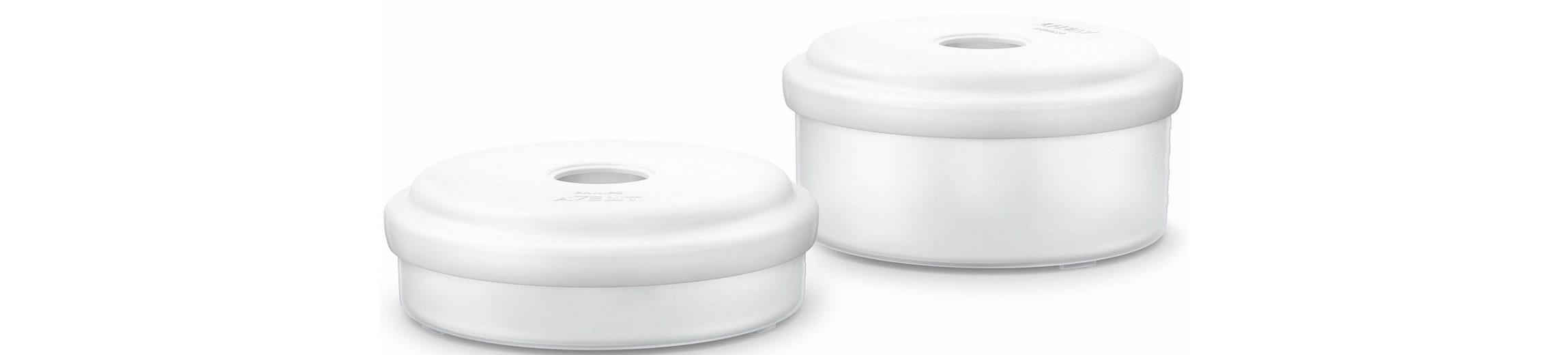 Philips Avent Mehrwegbecher zur Nahrungsaufbewahrung SCF876/02, 2 Becher à 120ml und 240ml