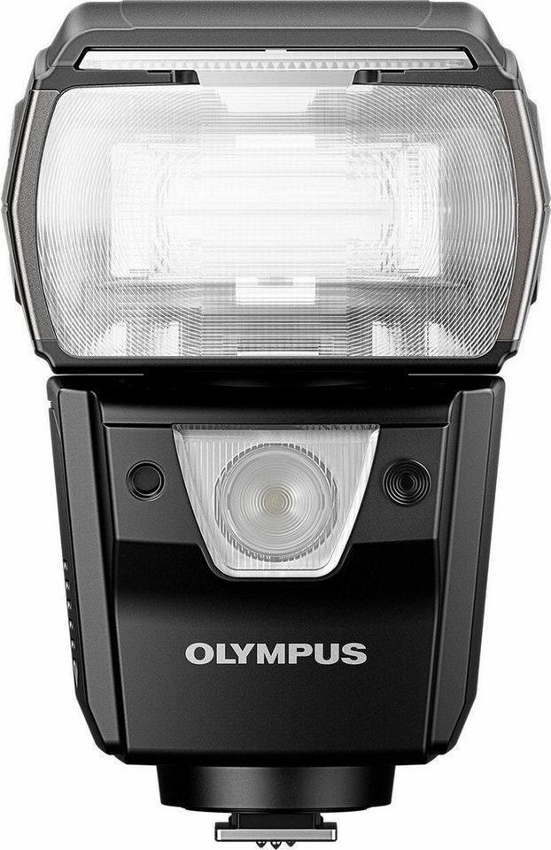 Olympus FL-900R Blitzgerät in Schwarz