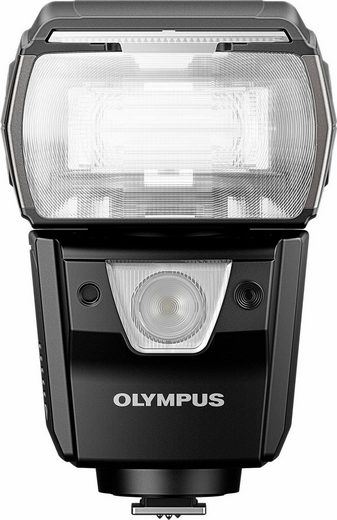 Olympus »FL-900R« Aufsteckblitz, (Fokus Stacking, Fokus Bracketing)