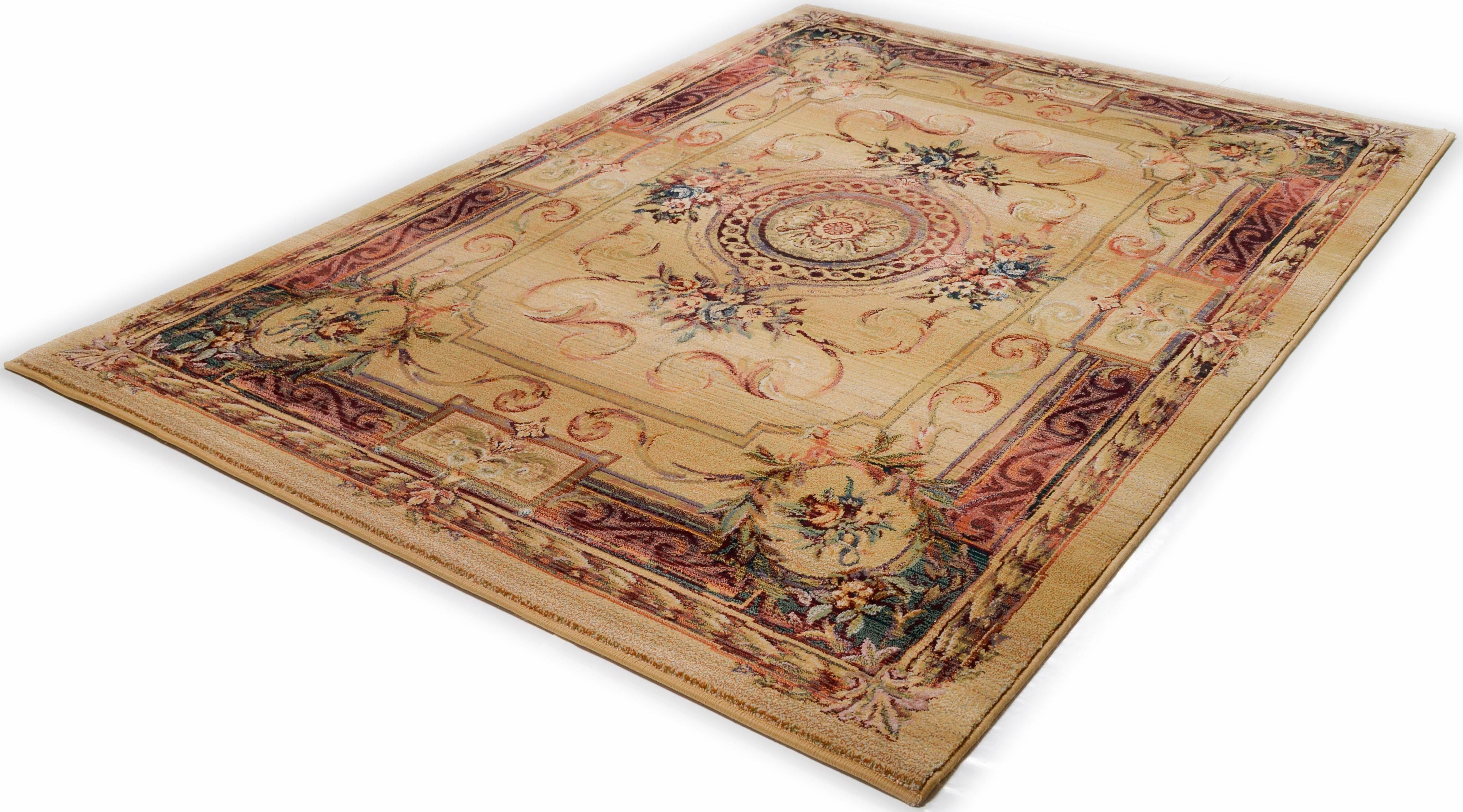 Orientteppich »Gabiro 856«, Oriental Weavers, rechteckig, Höhe 12 mm, Melange-Effekt | Heimtextilien > Teppiche > Orientteppiche | Oriental Weavers