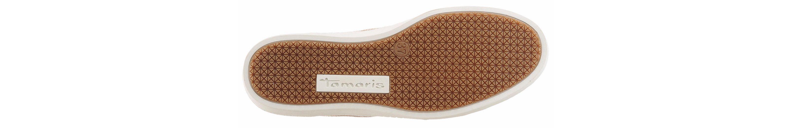 Tamaris Sneaker, in Snake-Optik