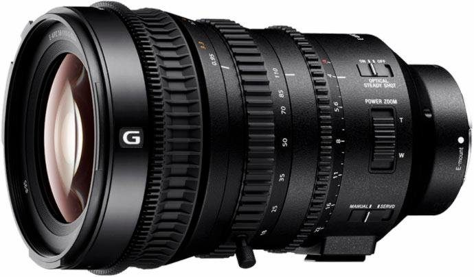 Sony SELP18110G Standardzoom Objektiv