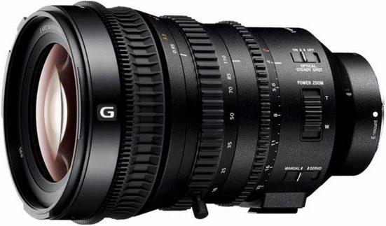 Sony »SELP18110G« Normalobjektiv