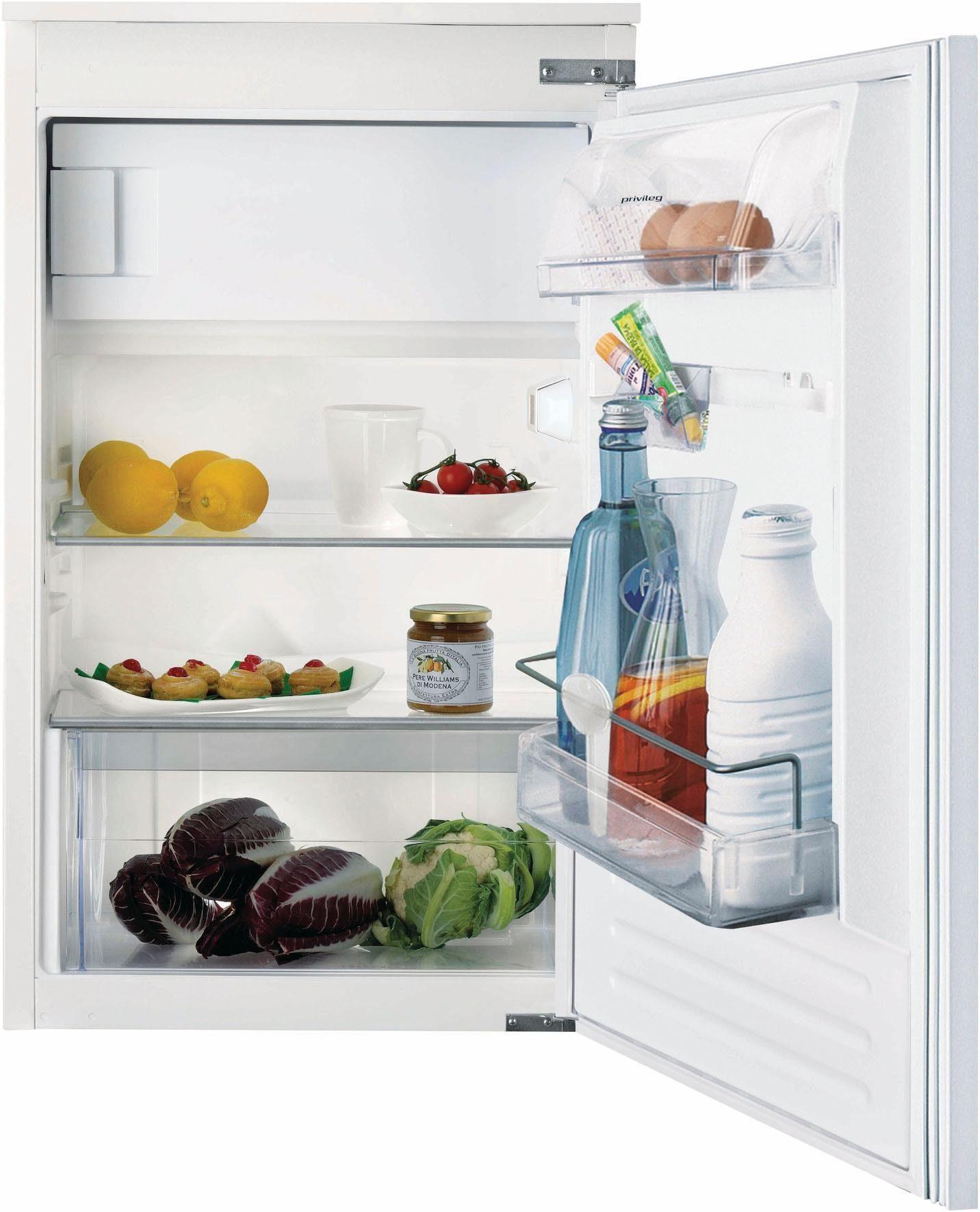 Privileg Einbau-Kühlschrank mit Gefrierfach PRFIF 153 A++