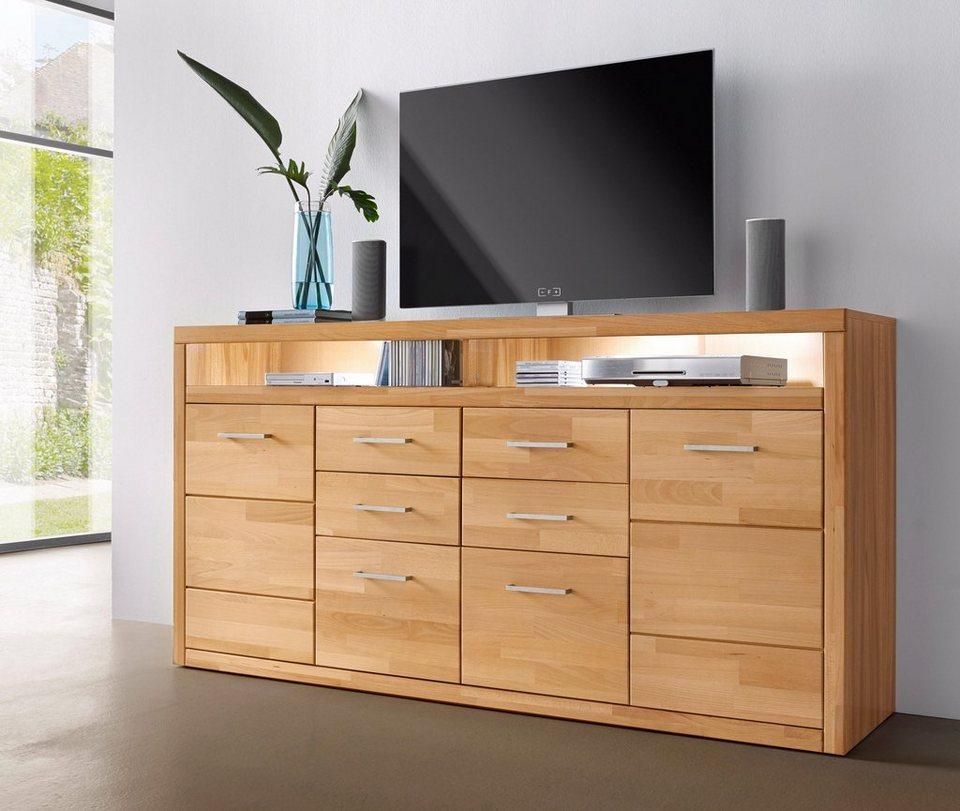 Sideboard breite 200 cm online kaufen otto for Sideboard 200 cm