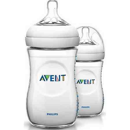 Babyernährung: Babyflaschen