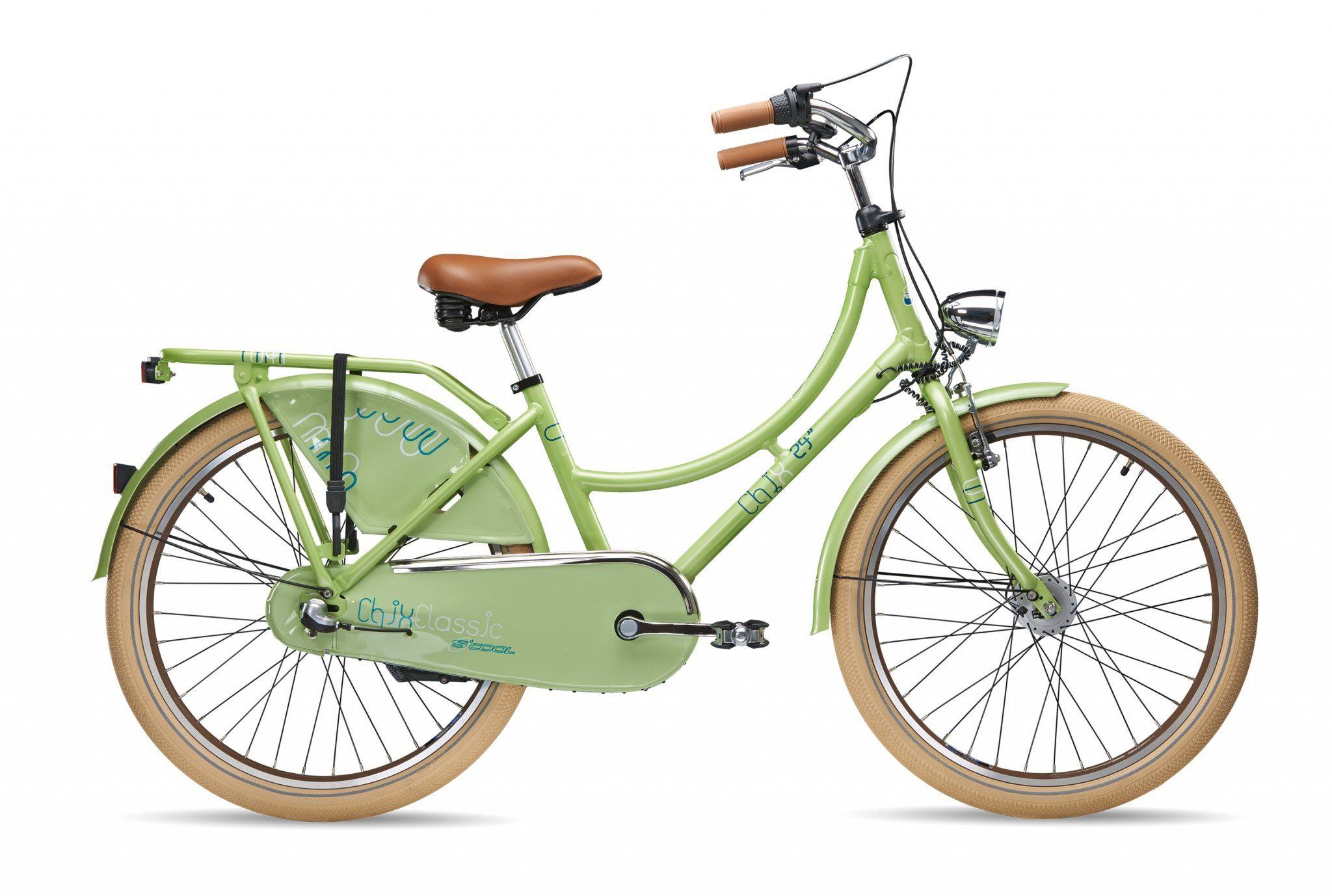 S'COOL Kinderrad »s'cool chiX classic 24-3«