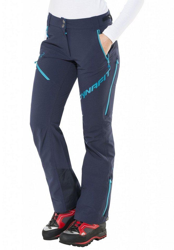 Dynafit Outdoorhose »Mercury DST Pant Women« in blau