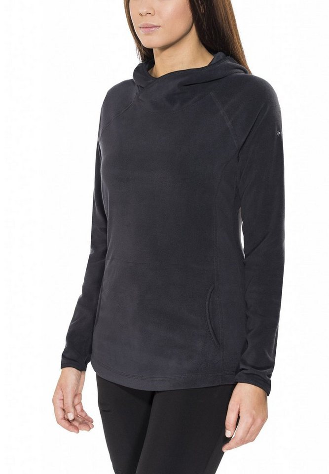 Columbia Pullover »Glacial Fleece IV Hoodie Women« in schwarz