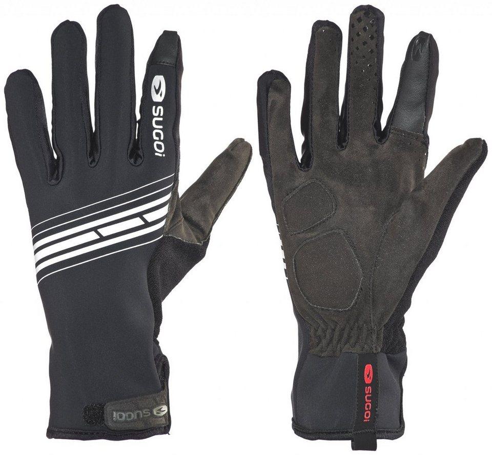 Sugoi Fahrrad Handschuhe »Zero Plus Glove Unisex« in schwarz