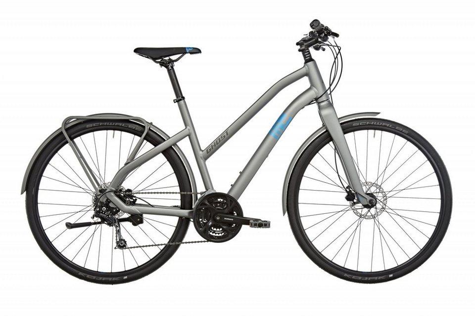 Ghost Fahrrad »Square Urban 2 Miss« in grau