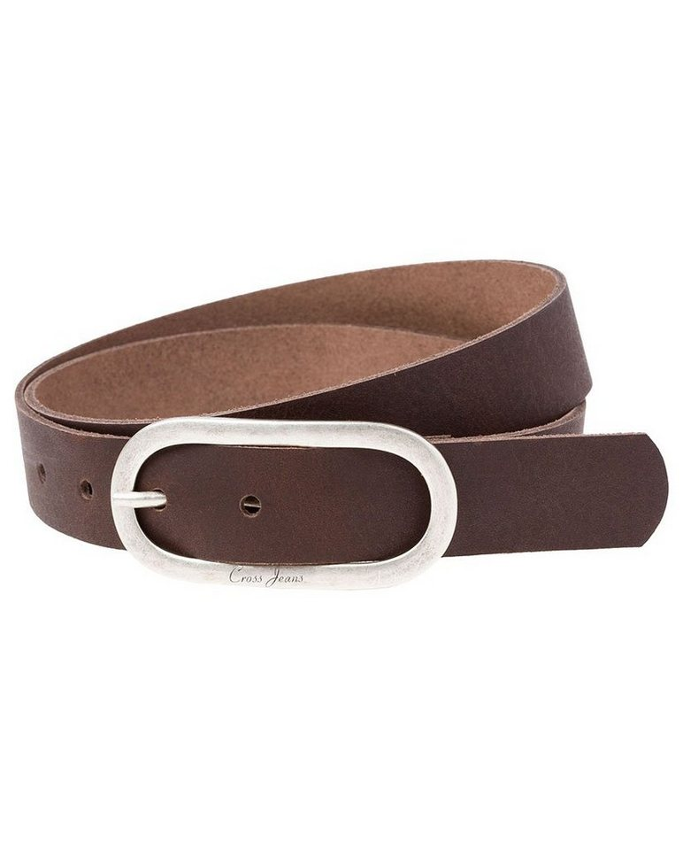 CROSS Jeans ® Gürtel in brown