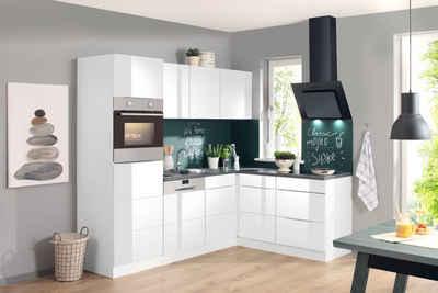 Günstige winkelküchen mit elektrogeräten  L-Küchen online kaufen » Winkelküchen & Eckküche | OTTO