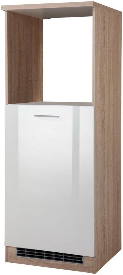 Kombinierter Backofen-Kühlumbauschrank »Prato, Höhe 165 cm« in weiß