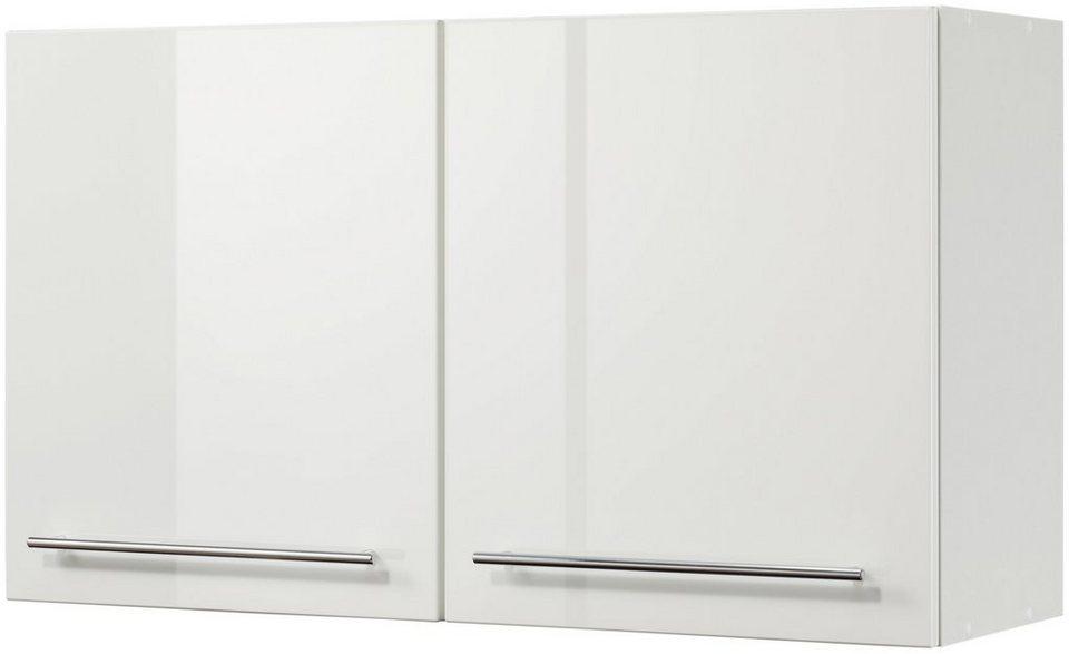 HELD MÖBEL Küchenhängeschrank, Breite 100 cm in weiß