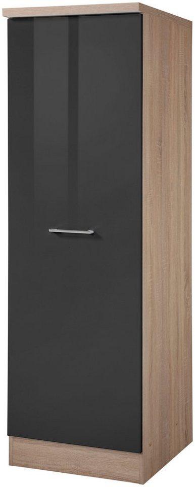 Vorratsschrank »Prato, Höhe 165 cm« in grau