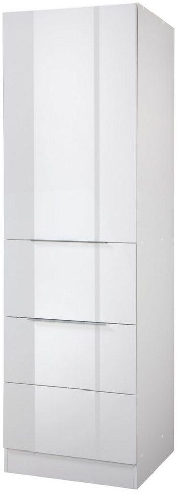 HELD MÖBEL Vorratsschrank »Brindisi, Breite 60 cm« | Wohnzimmer > Schränke > Weitere Schränke | Weiß | HELD MÖBEL