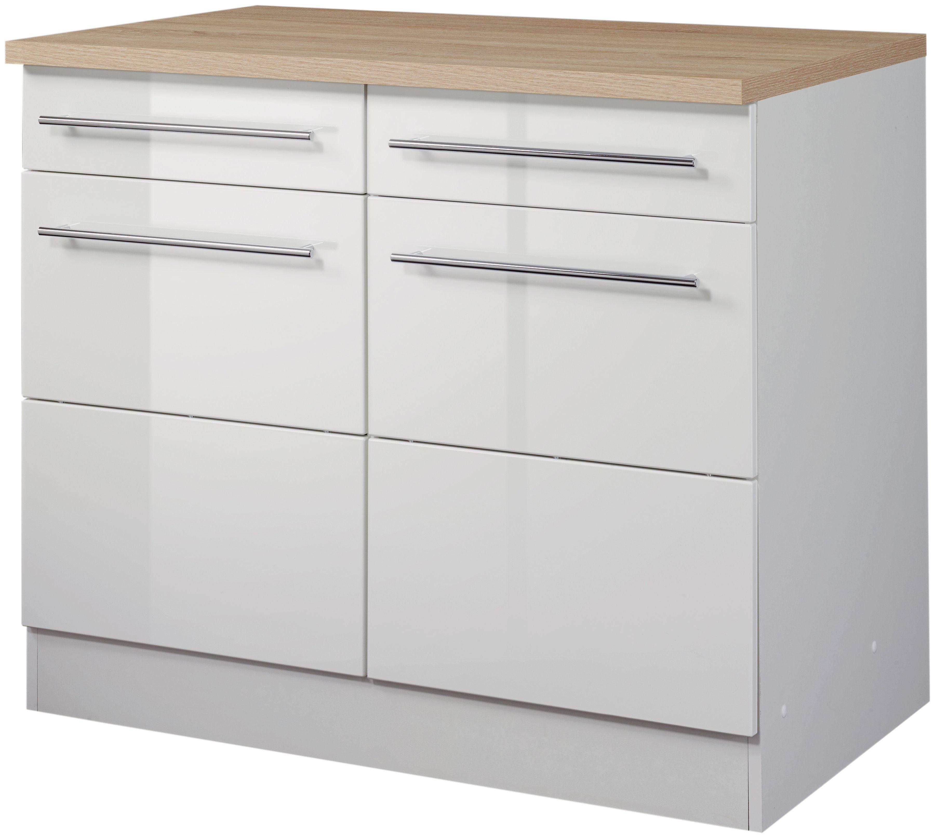 Sehr Gut HELD MÖBEL Küchenunterschrank , Breite 100 cm | OTTO TR33