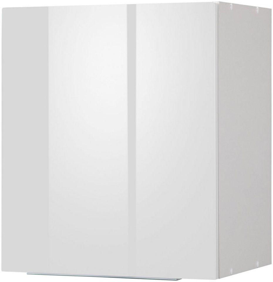 Küchenhängeschrank Weiß: HELD MÖBEL Küchenhängeschrank »Brindisi, Breite 50 Cm