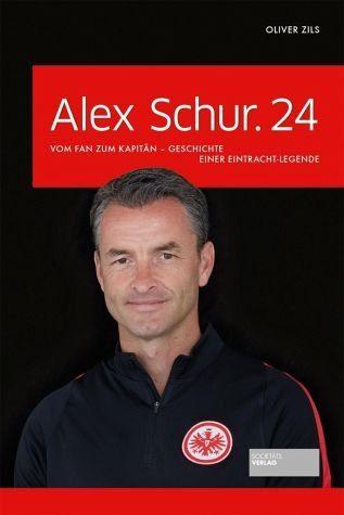Broschiertes Buch »Alex Schur.24«