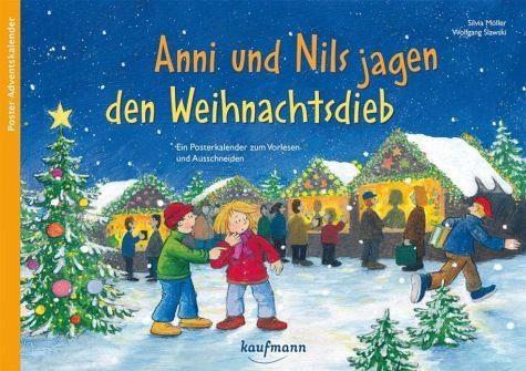 Heft »Anni und Nils jagen den Weihnachtsdieb«