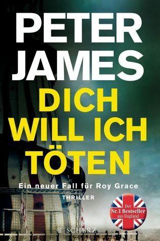 Broschiertes Buch »Dich will ich töten / Roy Grace Bd.10«