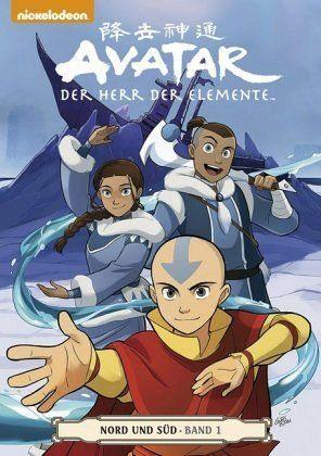 Broschiertes Buch »Nord und Süd 1 / Avatar - Der Herr der...«